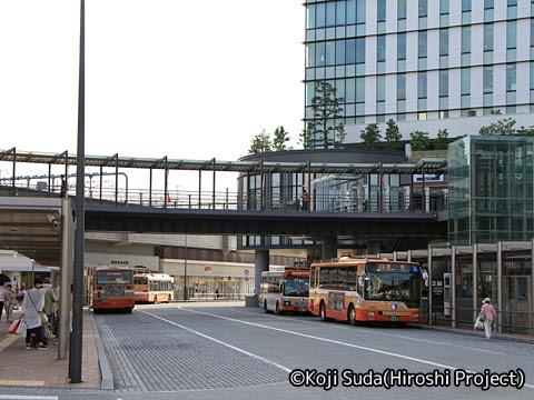 姫路駅 バスのりば