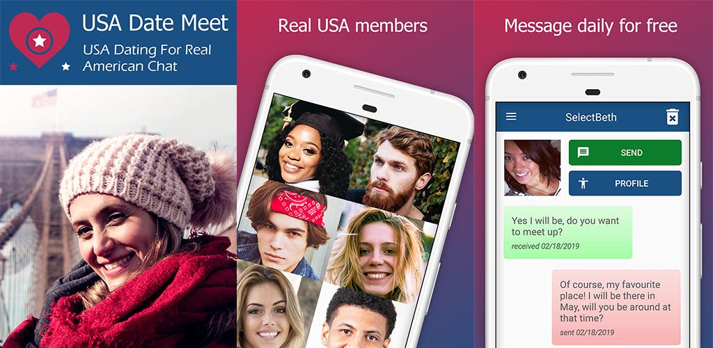 Gratis USA dating site chat
