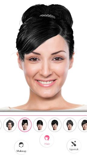 You face Makeup photo editor 13.0 screenshots 4