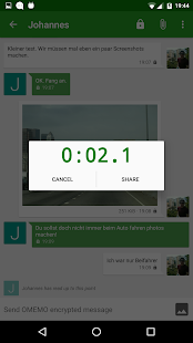 Voice Recorder Plugin Screenshot
