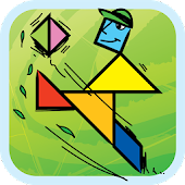 Kids Tangram Puzzles: Sports