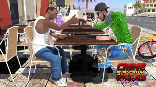 Sin City Crime Hero : Crime Simulator - Vegas 1.8 screenshots 5