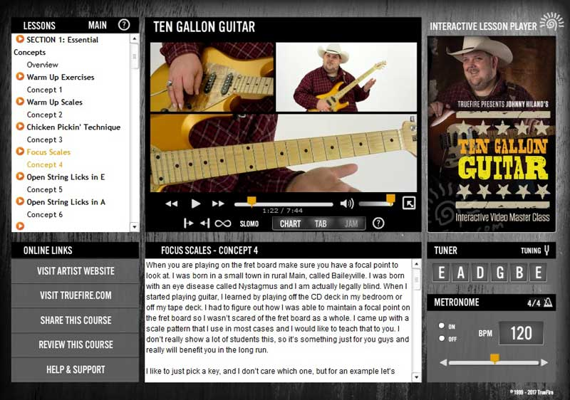 Johnny Hiland - Ten Gallon Guitar