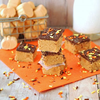 Maple Pumpkin Fudge