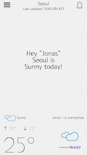 OPUS ONE SMART UMBRELLA JONAS- screenshot thumbnail
