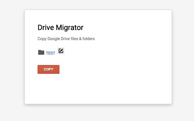 Drive migrator chrome web store stopboris Choice Image