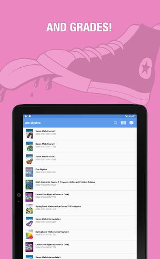 玩免費教育APP|下載Slader - Textbook Solutions! app不用錢|硬是要APP