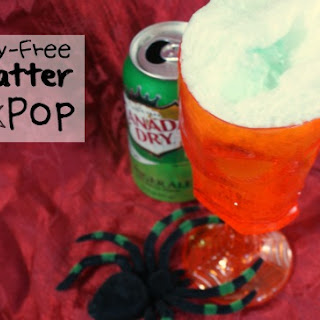 Brain Matter Soda Pop Halloween Drink {Allergy-Friendly}