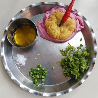 Moong potli (Bangladeshi)