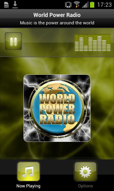 World Power Radio- screenshot