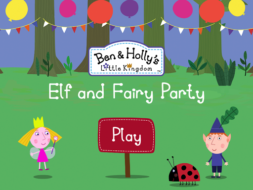 Ben & Holly: Elf & Fairy Party  screenshots 5