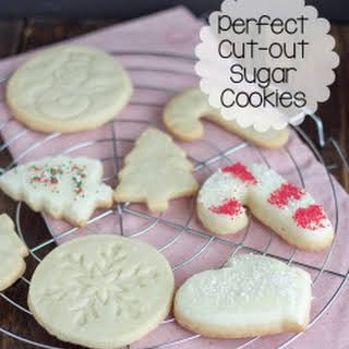 The Perfect Cut-out Sugar Cookies.