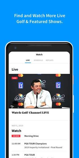 Golf Channel screenshots 2