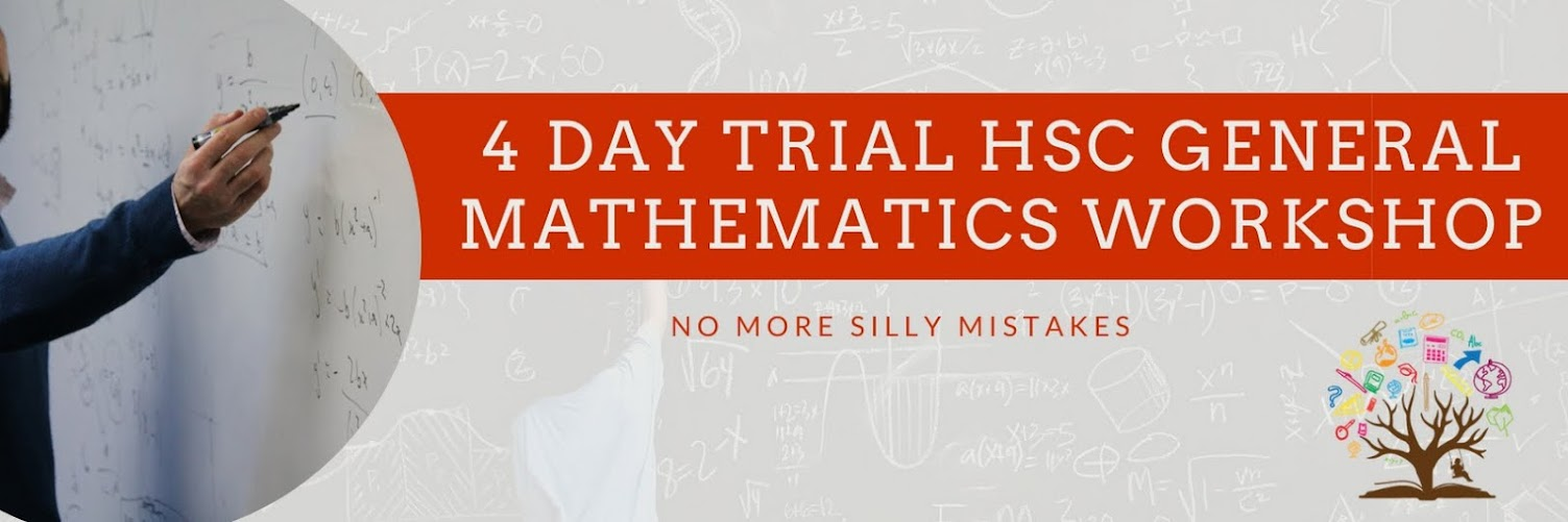 General Mathematics Trial Prep Holiday Course