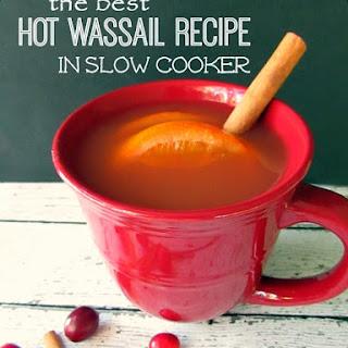 Hot Wassail