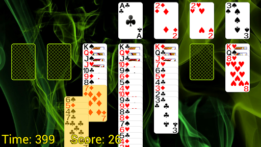Queenie Solitaire apkmind screenshots 6