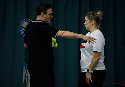 Carl Maes laat Kim Clijsters Academy achter zich