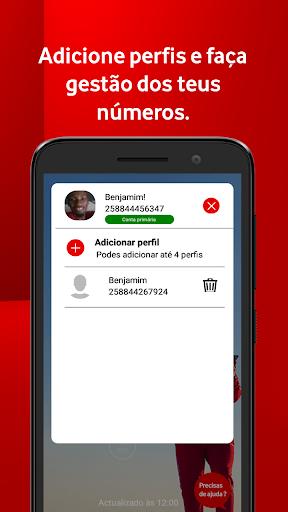 Meu Vodacom Mou00e7ambique Screenshots 3