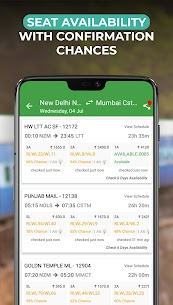 IRCTC train Booking, Indian Rail Train PNR Status App Download For Android 2