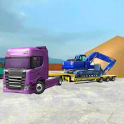 Truck Simulator 3D: Excavator Transport
