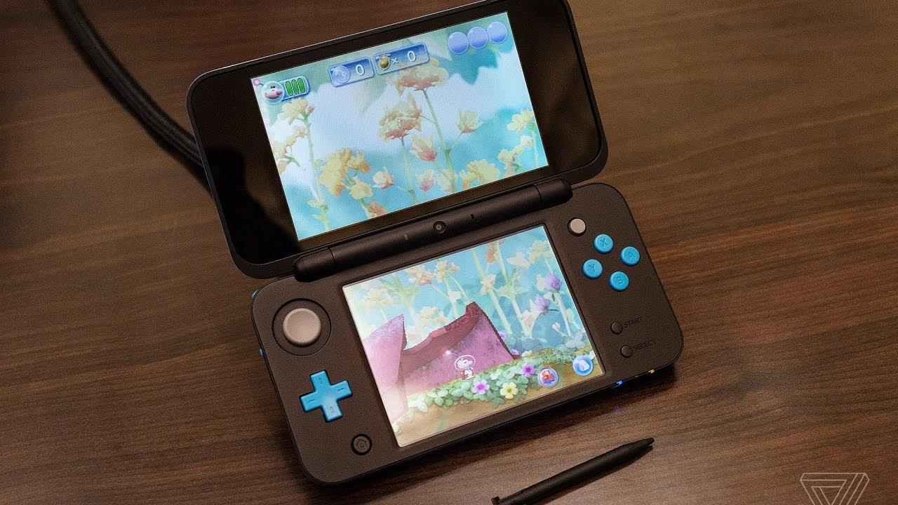 La hermana menor de la Nintendo Switch pero que sin embargo es XL. (Solo en Japón).