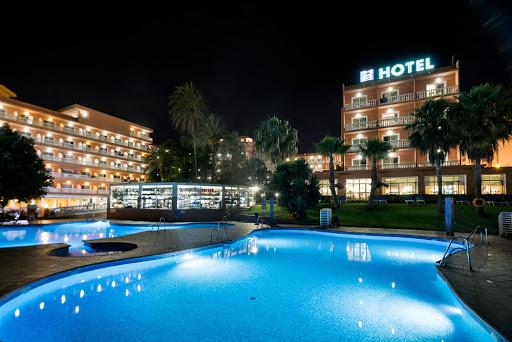 Hotel best siroco benalm dena oficial web for Hotel malaga premium