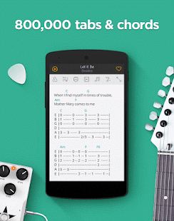 Ultimate Guitar Tabs & Chords- screenshot thumbnail