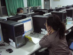 Photo: 20110316活用辦公室軟體-基礎班007