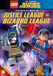 LEGO DC Comics Super Heroes Justice League: Attack of the Legion of Doom