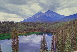 Photo: Emerald Lake, NWT Canada