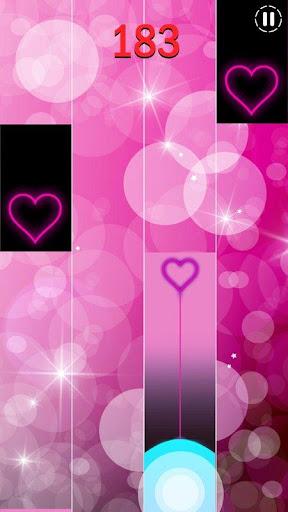 Heart Piano Tiles Pink 1.1.0 Screenshots 5