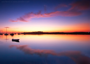 """Photo: Finally having some spare time to publish Sony a77 photos.  """"Echoes""""  """"The impact of reflections and symmetry inside us, showing our need to look for correspondence between the two worlds. Mirrors and echoes of life.""""  José Ramos ©  Alvor - Portugal  Sony a77 Sigma 10-20mm Exposure - 10 seconds ISO 400 f/8 3 stop ND Grad filter"""