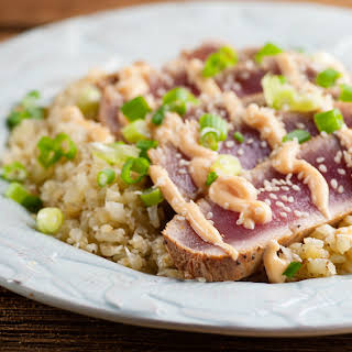 Spicy Seared Tuna.