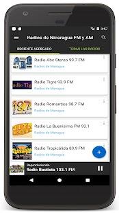 Radio Nicaragua - Radio FM Nicaragua: Online Radio - náhled