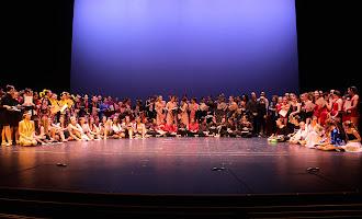 Concurso Coreográfico del Conservatorio de Danza