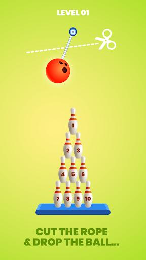 Télécharger Gratuit Tricky Bowling APK MOD (Astuce) screenshots 1