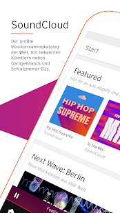SoundCloud: Musik & Audio Screenshot