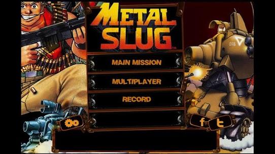 METAL SLUG 1.4 MOD + APK + DATA Download 2
