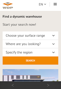 WDP - warehouses with brains- screenshot thumbnail
