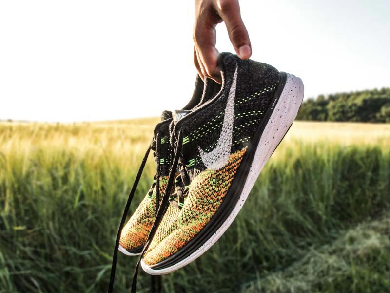 Make sure you have the right running shoes for your feet before you start a running program.