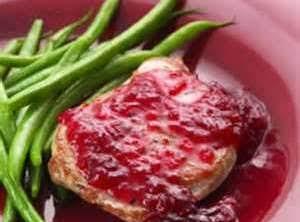 Cranberry Pork Chops Recipe