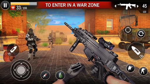 FPS War Secret Mission - Free Shooting Games 2020 1.5 screenshots 2