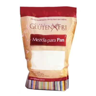 harina para pan sin gluten gluten fri 500g Gluten Fri