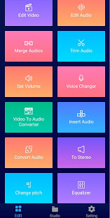 App Super Sound - Free Music Editor & Magix Song Maker 1.4.2 APK for iPhone