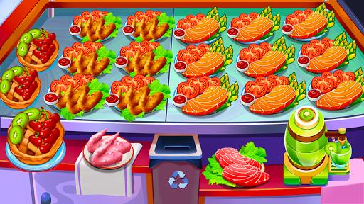USA Cooking Games Star Chef Restaurant Food Craze modavailable screenshots 3