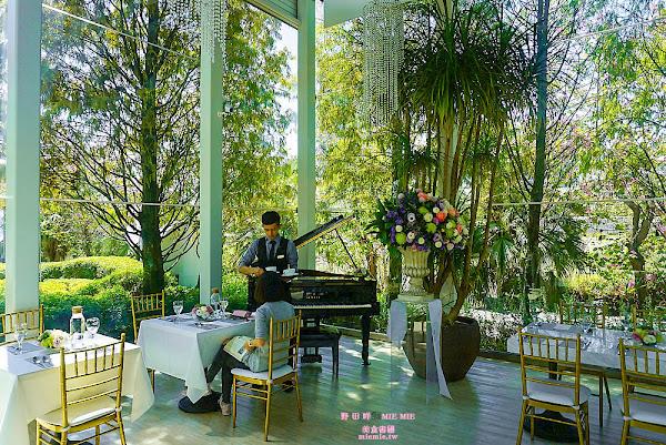 梅森維拉Maison De Verre超美秘境x森林系玻璃屋x婚禮會場