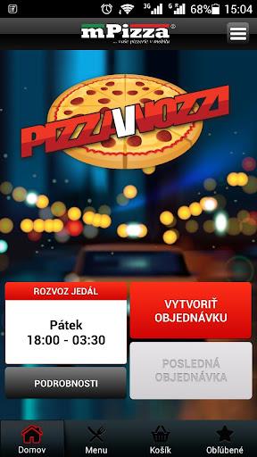 Pizza v Nozzi