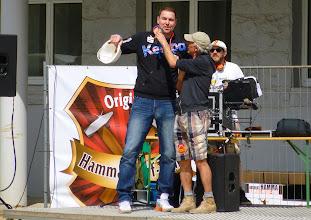 Photo: Hamma-Wurf-WM Mark Dragunski im Interview
