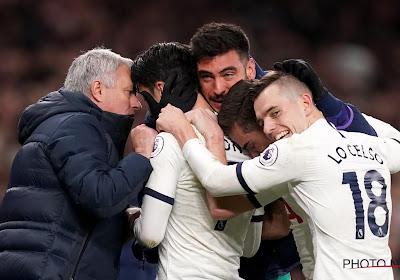 José Mourinho et Tottenham: un mariage qui n'a pas encore décollé