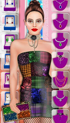 High Fashion Clique - Dress up & Makeup Game 0.7 screenshots 2
